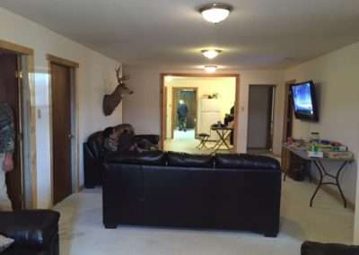 Elk Hunting Lodge in New Mexico