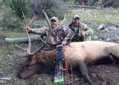 Guided Elk Hunting in New Mexico