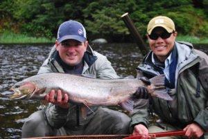 Steelhead fishing - Alaska Fishing