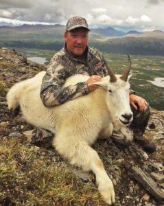 British Columbia Mountain Goat