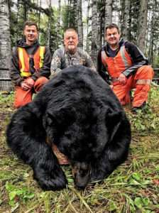 Saskatchewan Spring Black Bears