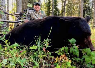 Sask Spring Bear Hunt