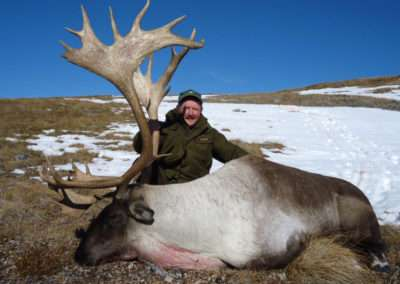 Mountain Caribou Hunting