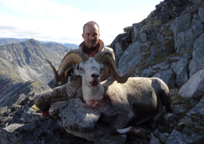 British Columbia Stone Sheep Hunting