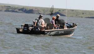 Walleye fishing guide