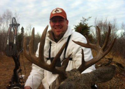 Saskatchewan whitetail hunting