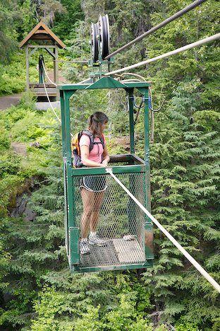 Alaska Mother Daugherty Experience