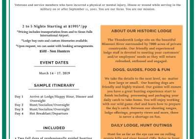 Hunt with Hero Information Sheet - FINAL