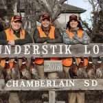 Amy Ray Pheasant Hunting At Thunderstik Lodge