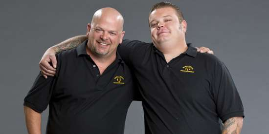 History Channel's Pawn Stars Rick and Corey Harrison step into the Outdoor World with Gage Outdoor Expeditions