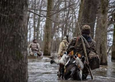 AR waterfowl hunting 9