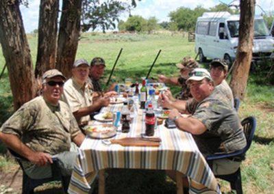Dove Hunt Argentina 2012