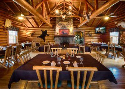 Luxury Ontario Fishing Lodge 1