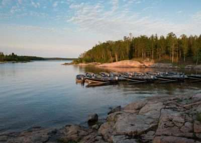 Luxury Ontario Fishing Lodge 2