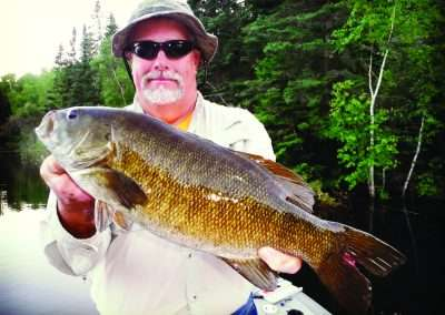ontario canada fishing