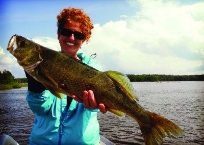 fishing trip canada