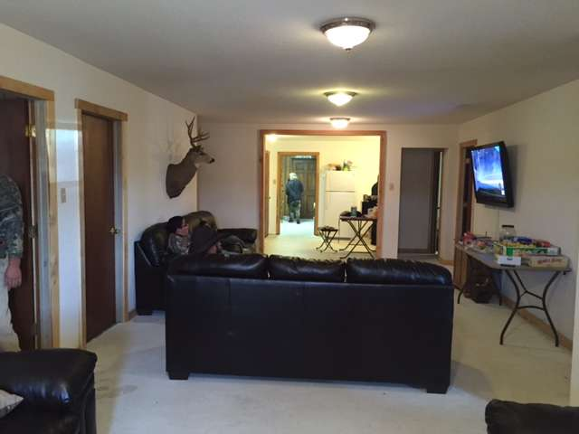 New Mexico hunting lodge