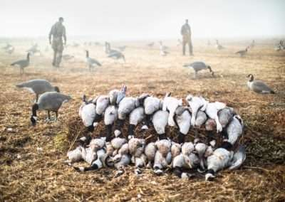Saskatchewan Waterfowl Hunting 12