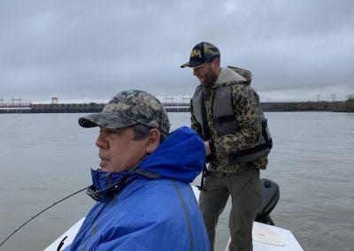 Argentina cast and blast golden dorado fishing