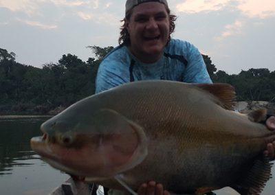bolivia fishing