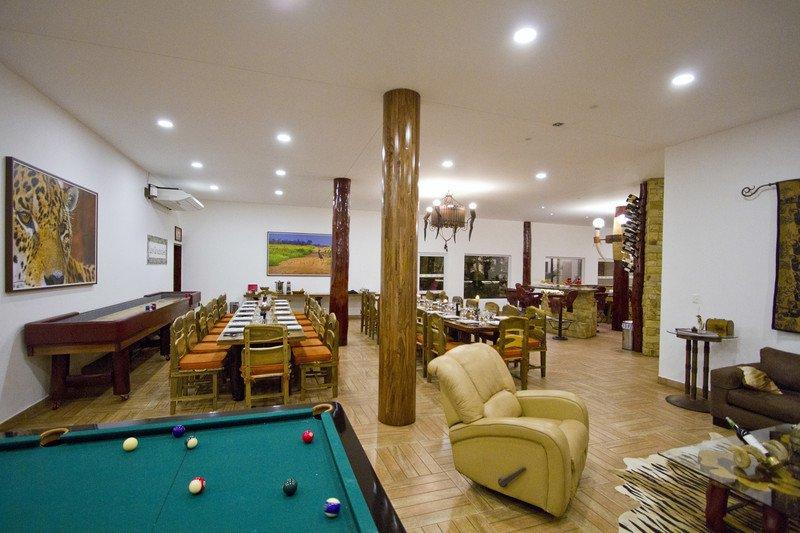 bolivia hunting lodge