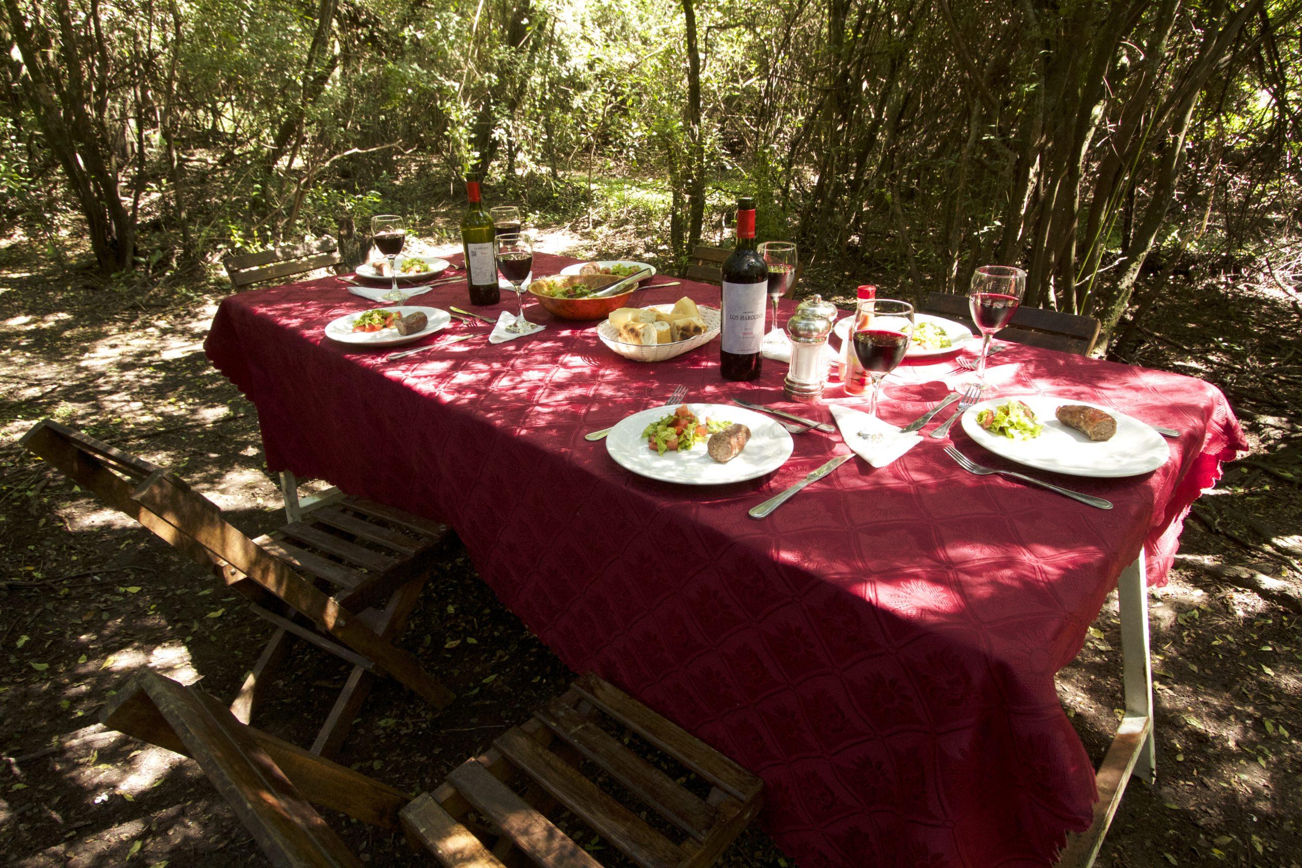 Argentina Dove Hunting Lodge