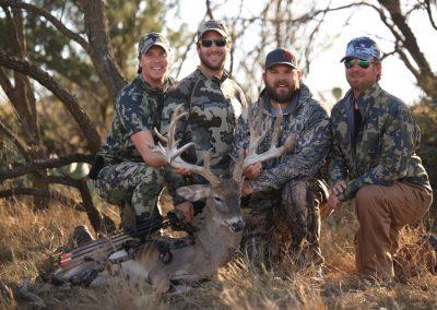 TX Whitetail Hunting img 1