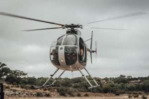 Texas helicopter pig hunting