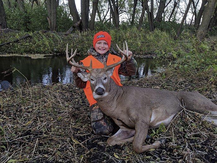 kids first buck