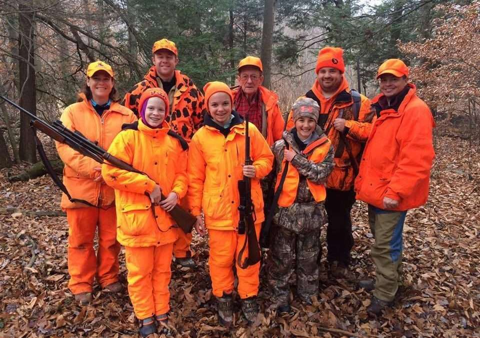Keeping Our Hunting Heritage Alive Through Building Youth Hunting Experiences