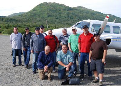 Alaska hunting & fishing experience