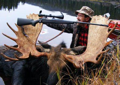 BC Bear Moose Hunt