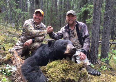British Columbia Moose & Bear Hunting