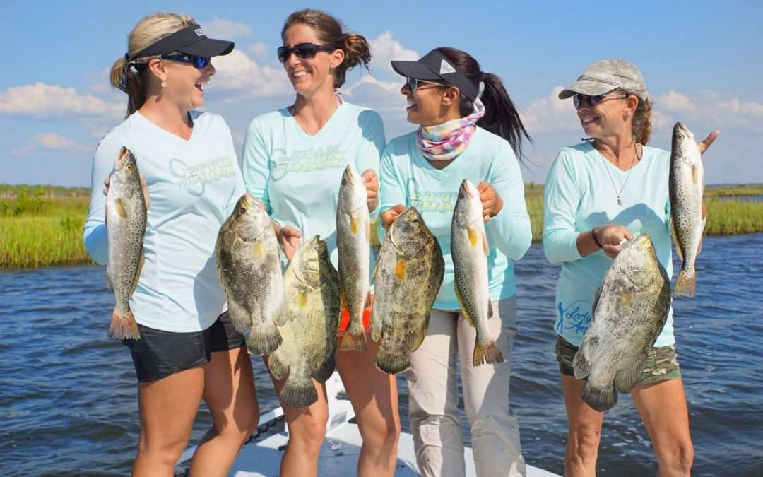 Angler Girls give lowdown on one of the best kept secrets in Florida: Part One