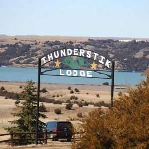 Thunderstik Lodge pheasant hunting