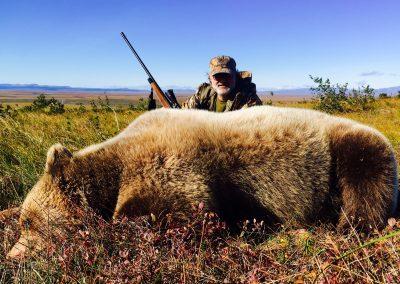Alaska Bear Hunting