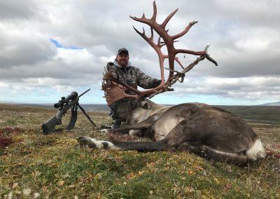 Alaska Caribou Hunting
